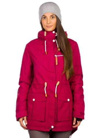 Colour Wear Up Parka Jacket