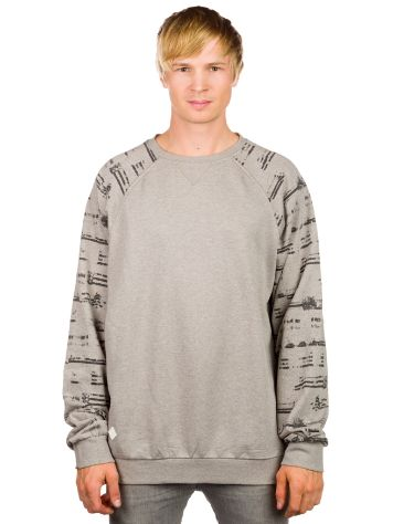 Altamont Vax Crew Fleece Sweater