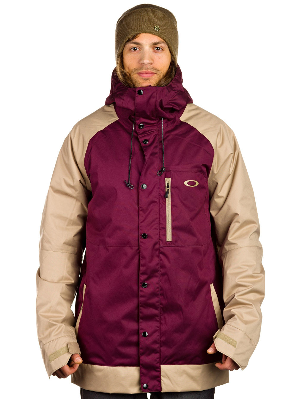 6a0d1d6e68 Oakley Men  39 s Mission Insulated Jacket