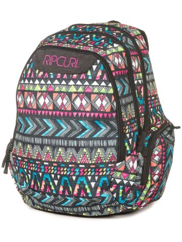 Rip Curl Lucky Star Tri School Backpack