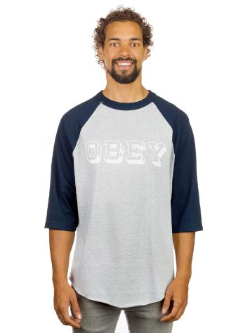 Obey Obey University T-Shirt LS