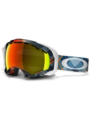 Oakley Splice Eero Ettala Urban Camper Orange Blue