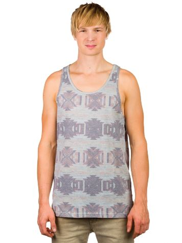 Ambiguous Slash Tank Top