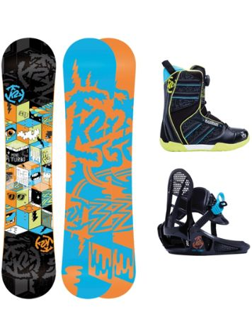 K2 Grom Large 5 130 2015 Youth