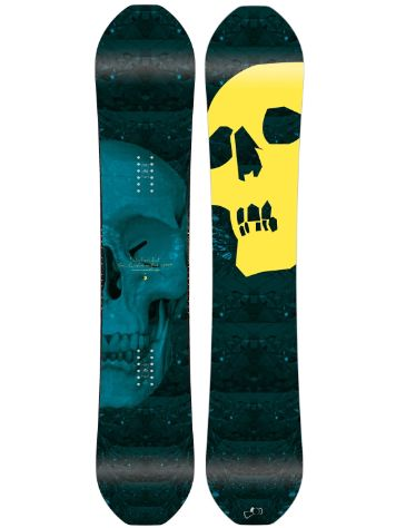 Capita The Black Snowboard of Death 162 2015