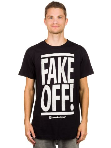 Horsefeathers Fake Off T-Shirt