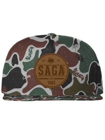 Saga Outerwear Camp Patch