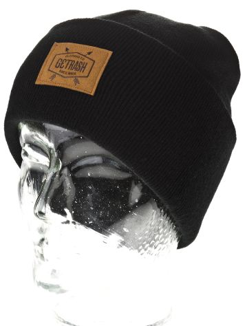 Getrash Bob Leather Beanie