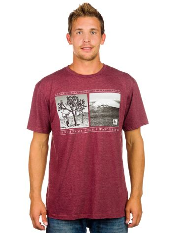 Hippy Tree Walkabout T-Shirt