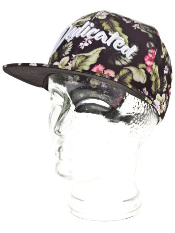 Dedicated Flowers Cap