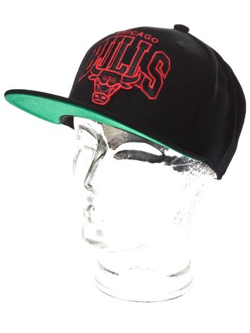 Mitchell & Ness Onpoint Arch Snapback Chicago Bulls Cap