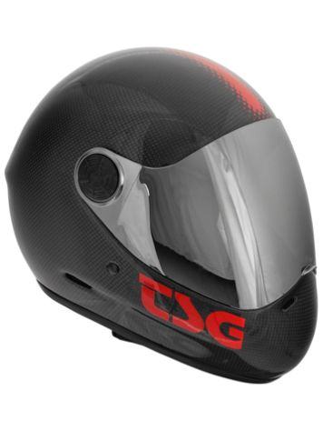 TSG Pass Carbon Solid Color (Extra Transpare