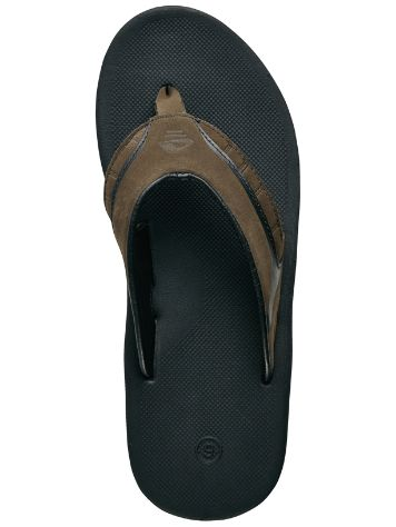 Reef Leather Slap II Sandals