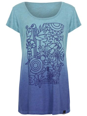 Bench Colouring In T-Shirt