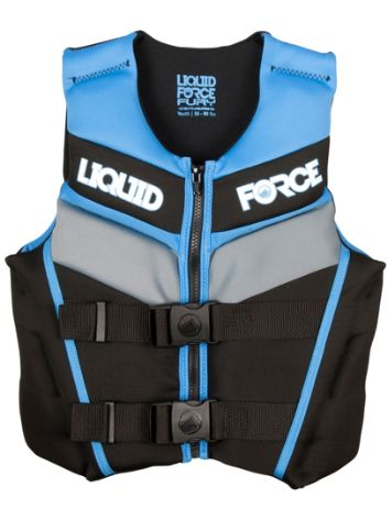 Liquid Force Fury Youth 50-90 lbs CGA Vest Youth Boys