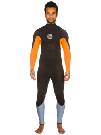 Rip Curl E Bomb Pro Zip Free 4/3 Gb Wetsuit