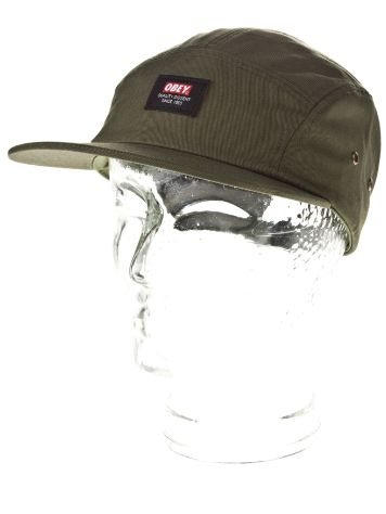 Obey Sarge 5 Panel Cap