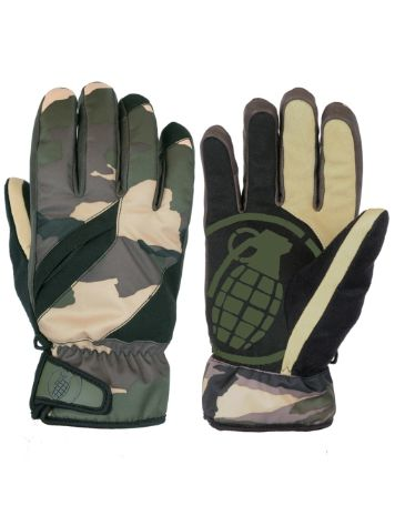 Grenade Fragment Gloves