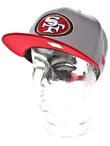 New Era San Francisco 49ers Cotton Block Cap
