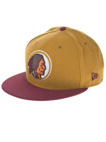 New Era Washington Redskins NFL on Field 5950 Cap