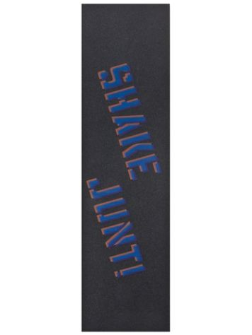 Shake Junt Sprayed Blue Orange Griptape