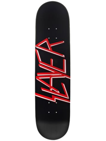 "Heavy Metal Slayer - Logo 8.0"" Deck"