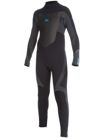 Quiksilver Syncro 3/2mm Backzip Wetsuit Boys