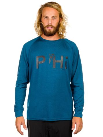 Pally'Hi Block Tech Tee LS