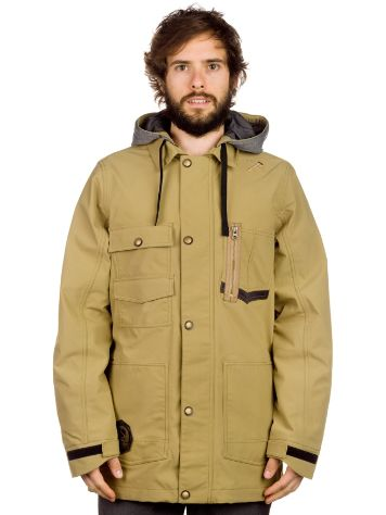 Bonfire Utility Canvas Jacket