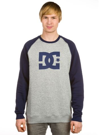 DC Star Crew Raglan Sweater