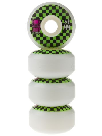 Jart Fluo 53mm Wheels