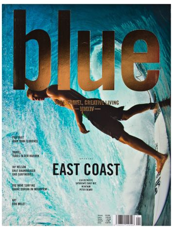 Blue Magazine Blue Yearbook 2014