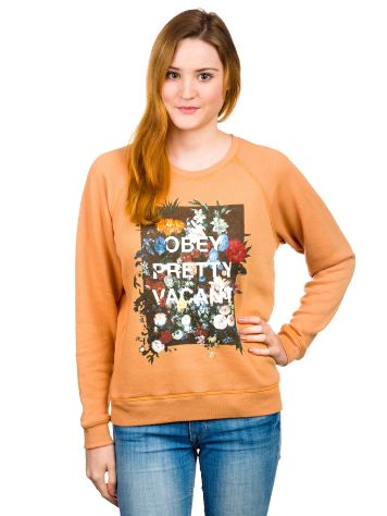 Obey Steal Live Crew Sweater
