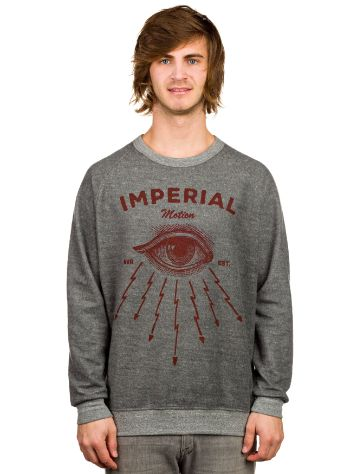 Imperial Motion Eyesight Inside Out Premium Crewneck Sweater