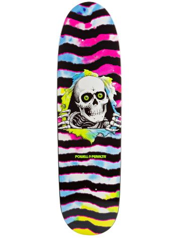 "Powell Peralta Slappy Tie Dye Ripper 8.5"" Deck"