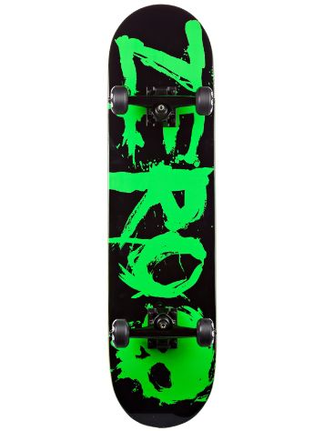 "Zero Blood Green 8.0"" Complete Deck"