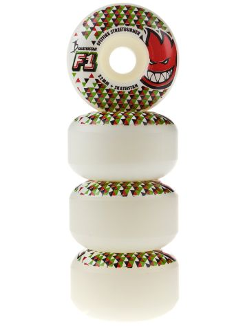 Spitfire F1 Streetburners Skateistan 52mm Wheels