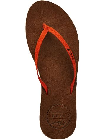Reef Leather Uptown Luxe Sandals