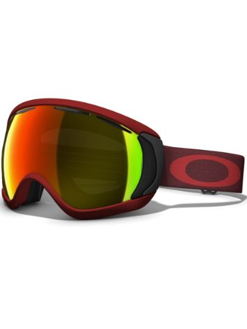Oakley Canopy burnt red