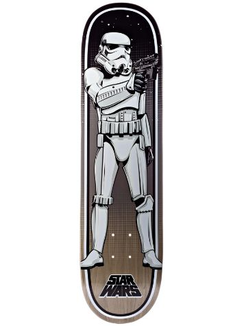 "Santa Cruz Star Wars Stormtrooper 8"" Deck"