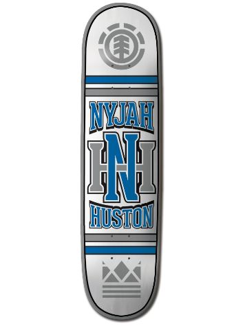 "Element Nyjah Monogram 8.0"" Deck"