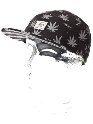 Cayler & Sons Budz n Stripes Reflect 5-Panel Cap