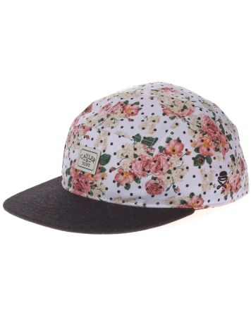 Cayler & Sons Paris Throwback 5-Panel Cap