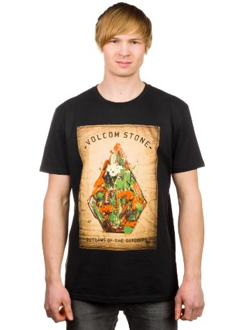 Volcom Nature Stone Basic T-Shirt
