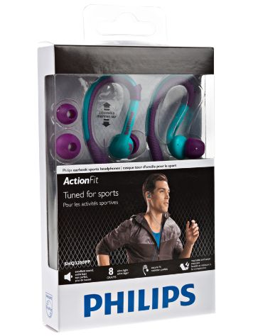 Philips Sport-Ear-Clip Headphones