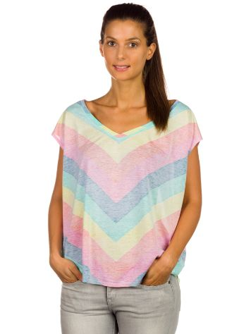 Rip Curl Rainbow Stripe T-Shirt