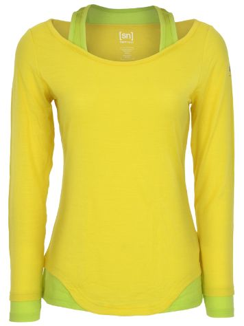 super.natural Yoga 175 T-Shirt LS