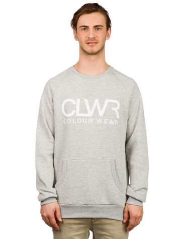 Colour Wear Colour Crew Sweater