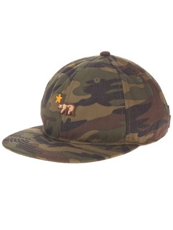 The Official Dolo Camo Cap