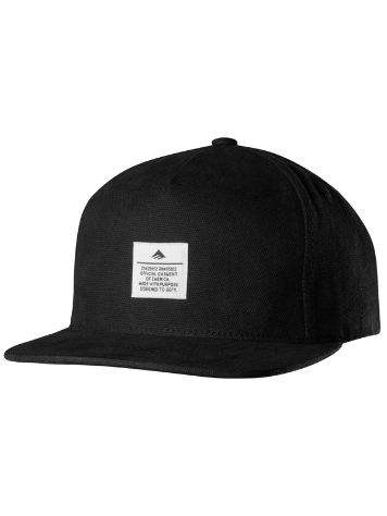 Emerica Standard Issue Snapback Cap